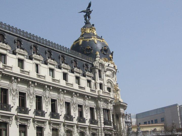 Madrid'de İlk Gün