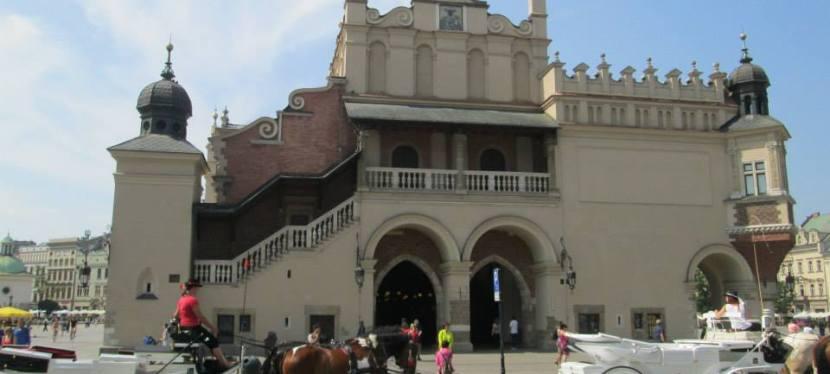 Ne Yazsam Eksik:Krakow