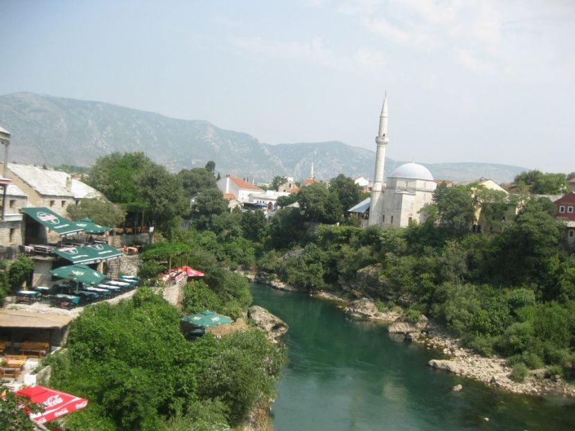On Dört Günde Balkanlar 7 –Mostar