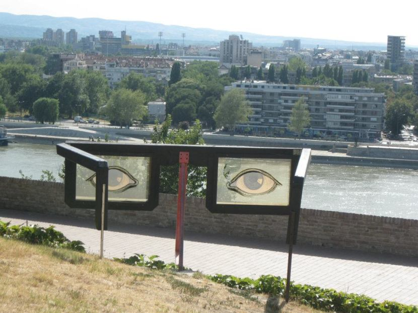 On Dört Günde Balkanlar 10 – NoviSad