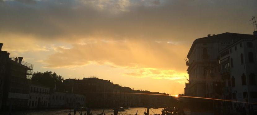 Salute Italia – 4 :Venedik