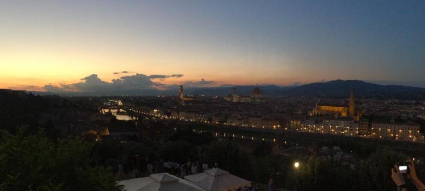 Salute Italia – 3: Rönesansın Ortasında Floransa – Pisa veLucca