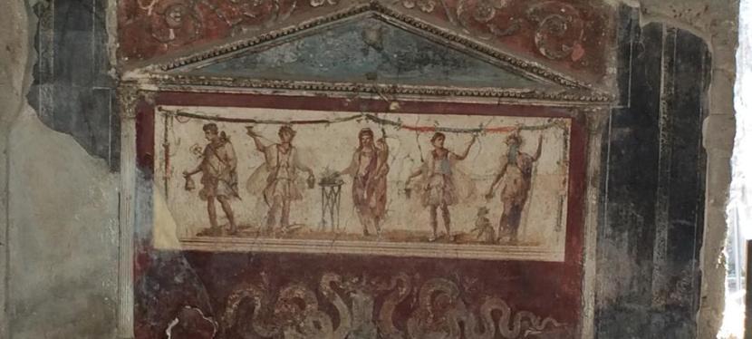 Salute Italia – 2: Pompeii veNapoli