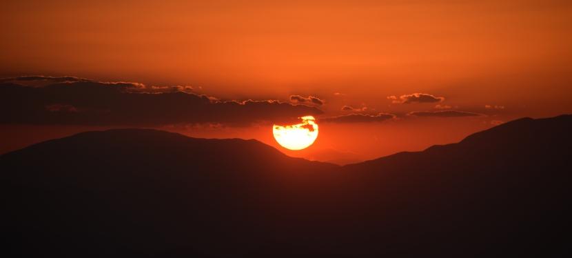 Güneşin Ana Vatanı:Nemrut