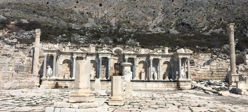 Göller Bölgesi – 1 :Sagalassos