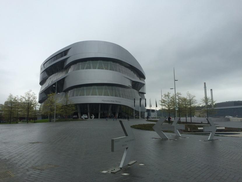 Stuttgart Mercedes – BenzMüzesi