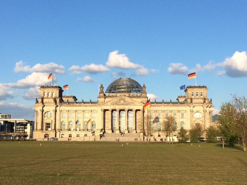 Almanya Federal Meclis BinasınıZiyaret