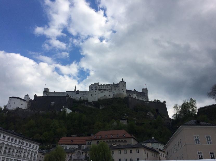 Müziğin Şehri: Salzburg