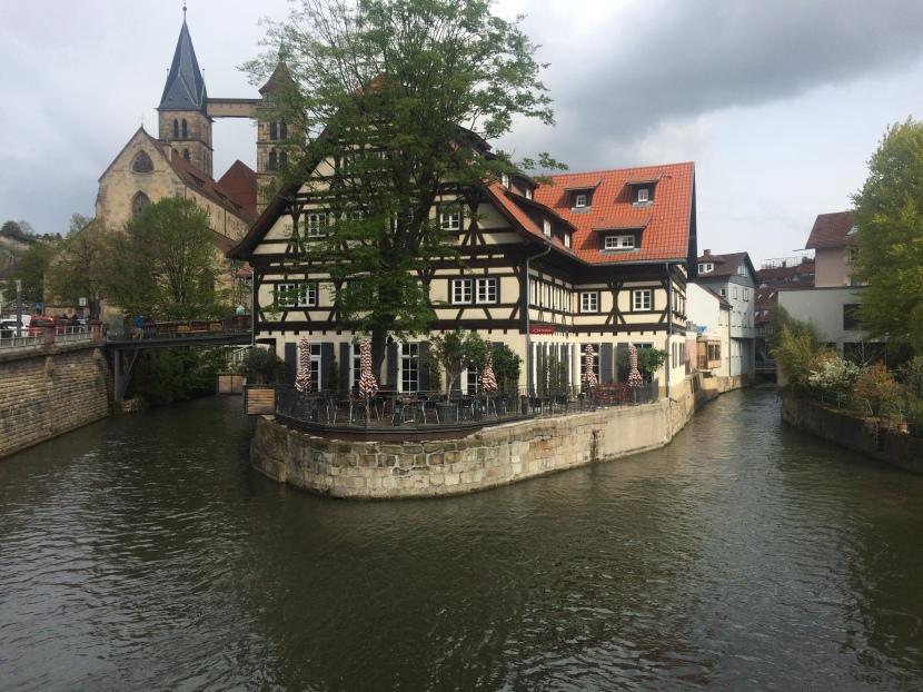 İmparatorluğun Özgür Şehri:Esslingen