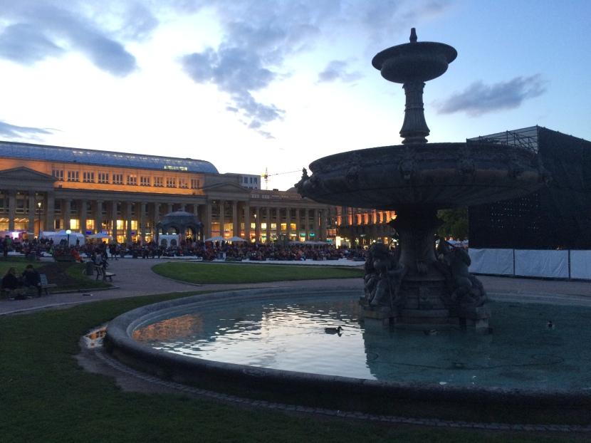 Stuttgart, Stuttgart
