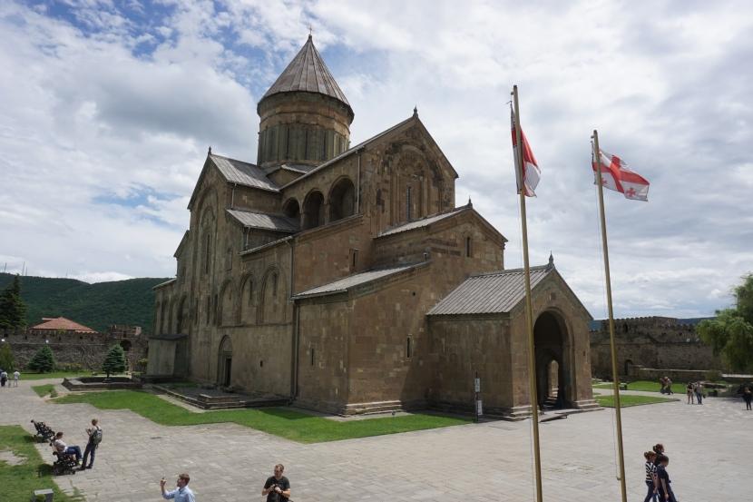 Kafkaslar'da On Gün 3 –Mtskheta