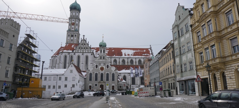 Bavyera Yazıları 3 –Augsburg