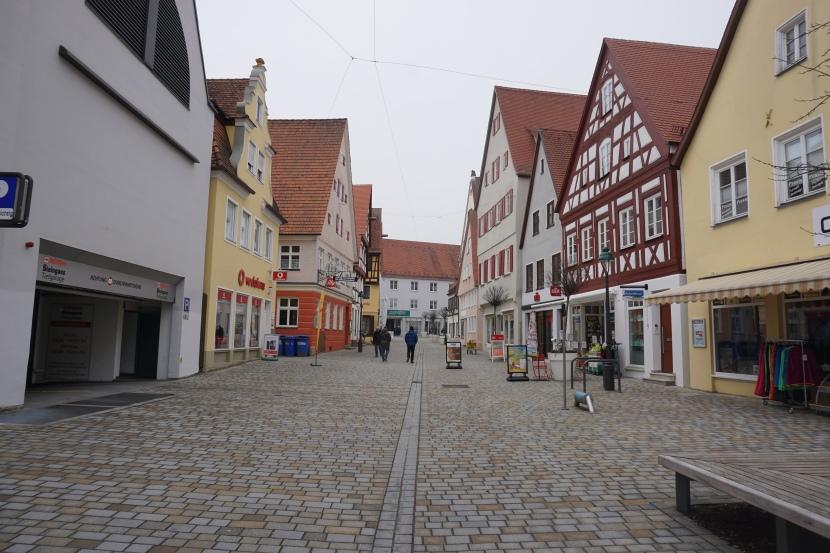 Bavyera Yazıları 6 – Nördlingen veHarburg
