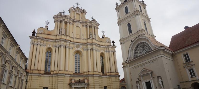 Baroksa Tamam: Vilnius GeziRehberi