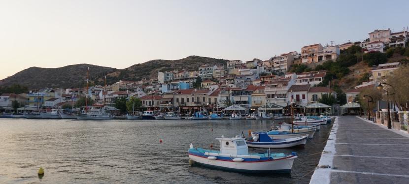 Samos Adası GeziRehberi